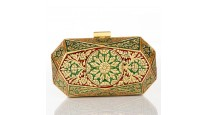 Clutch (Gold Leafed)