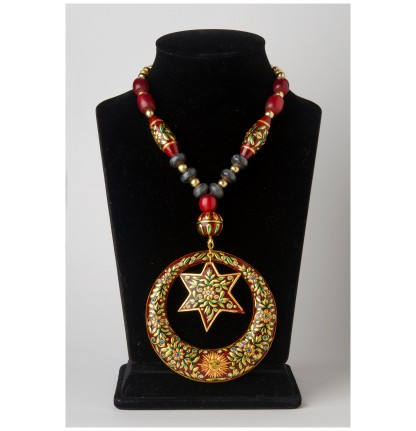 Star Necklace (Gold Foiled)