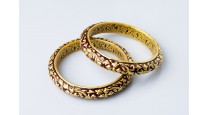 Bangle (Gold Embossed)
